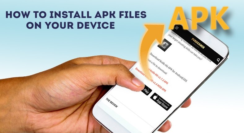 How to Install APK Files from Unknown Sources?