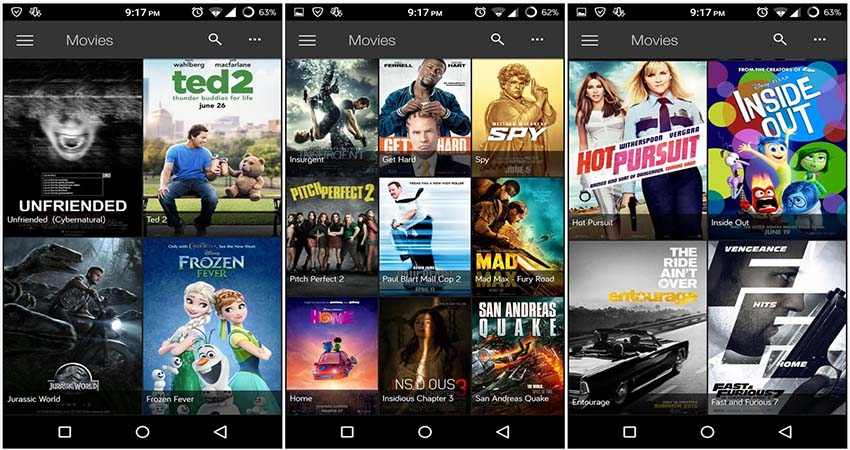 5 APK Apps for Watching Movies